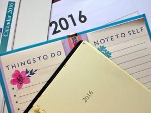 2016 Planning